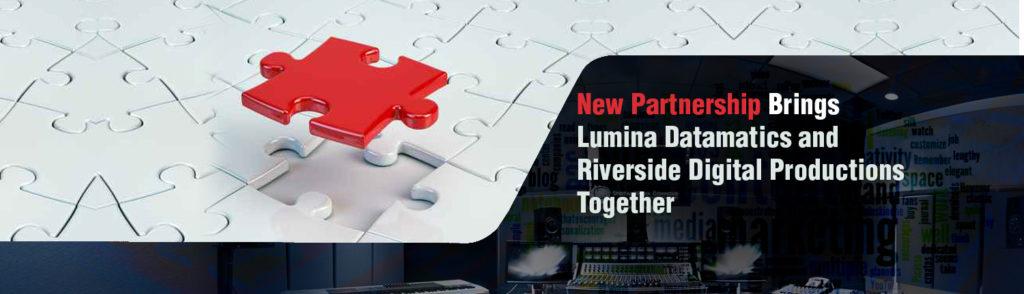 Web banner for Partnership